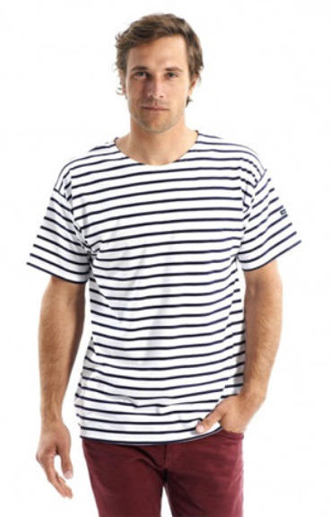 c6360c15c464cf The shirt was known locally as marinière or matelot and the original design  featured 21 stripes
